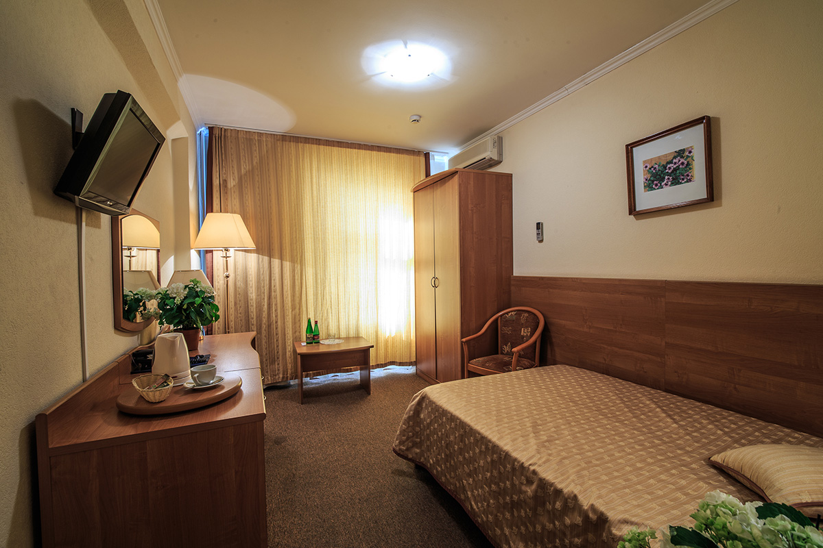 Бизнес класс I категории в гостинице Берлин